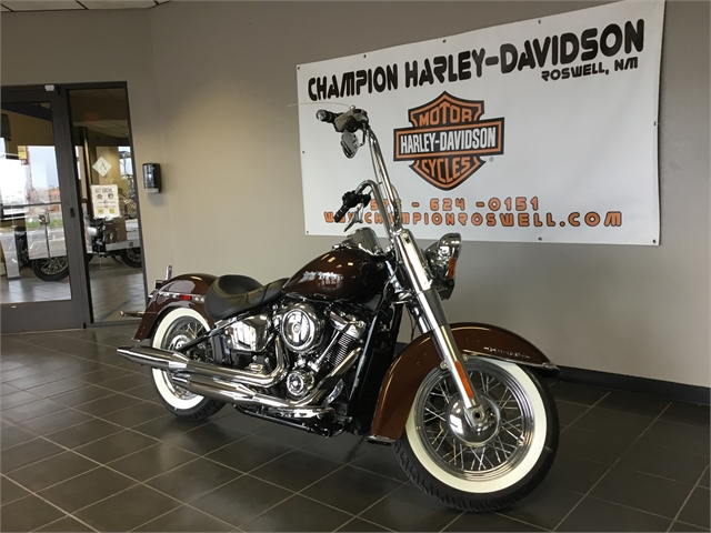 2019 Harley-Davidson Softail Deluxe at Champion Harley-Davidson