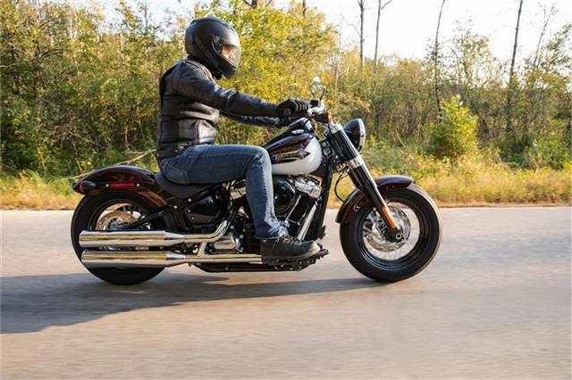 2021 Harley-Davidson Cruiser FLSL Softail Slim at Roughneck Harley-Davidson