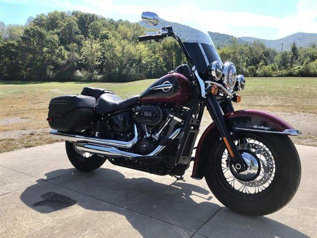 2020 Harley-Davidson Softail Heritage Classic 114 at Harley-Davidson of Asheville