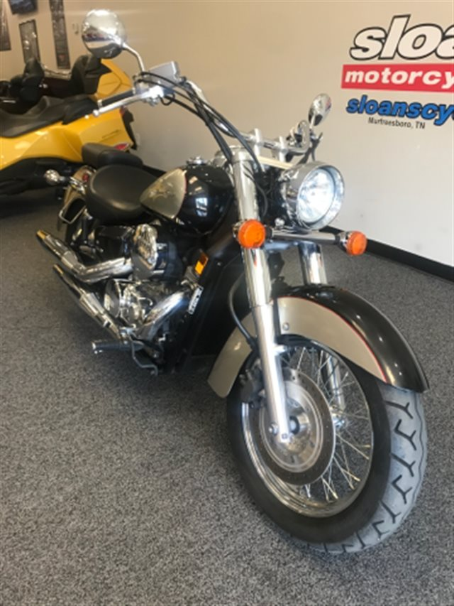 2012 Honda Shadow Aero ABS at Sloan's Motorcycle, Murfreesboro, TN, 37129