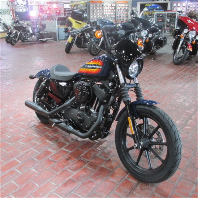 2020 Harley-Davidson Sportster Iron 1200 at Bumpus H-D of Memphis