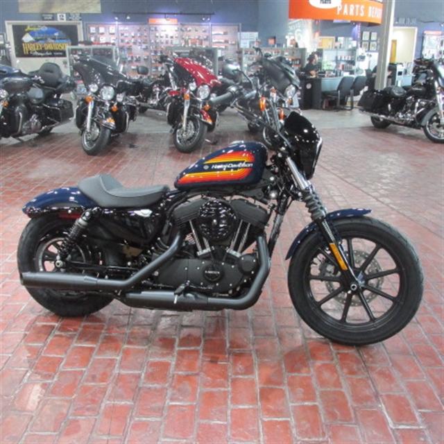 2020 Harley-Davidson Sportster Iron 1200 at Bumpus H-D of Memphis