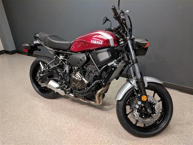 2018 Yamaha XSR 700 at Sloans Motorcycle ATV, Murfreesboro, TN, 37129