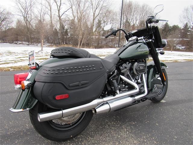 2019 Harley-Davidson Softail Heritage Classic 114 at Conrad's Harley-Davidson