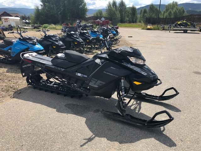 2020 Ski-Doo Summit SP Summit SP 165 850 E-TEC, PowderMax Light 30