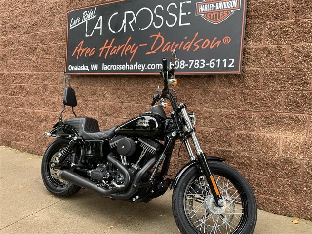 2014 Harley-Davidson Dyna Street Bob at La Crosse Area Harley-Davidson, Onalaska, WI 54650
