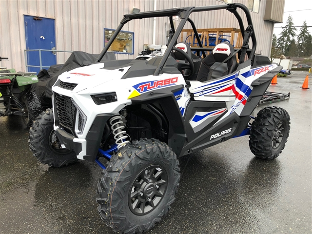 2019 Polaris RZR XP Turbo LE at Lynnwood Motoplex, Lynnwood, WA 98037