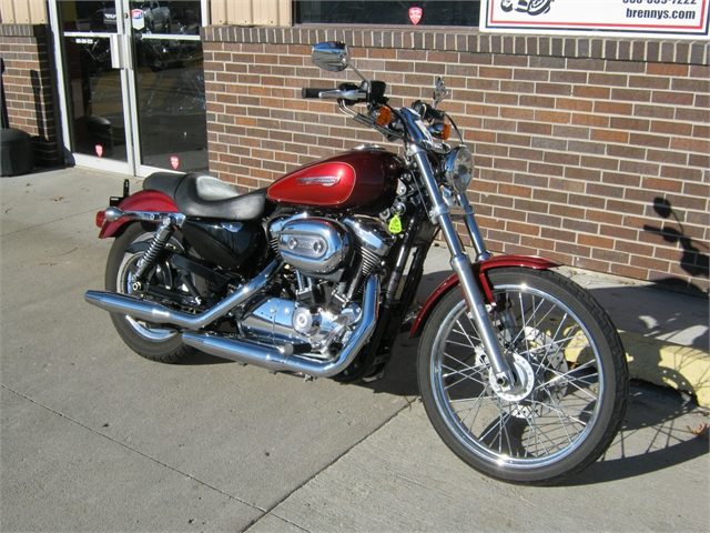 2008 Harley-Davidson XL1200C - Sportster 1200 Custom at Brenny's Motorcycle Clinic, Bettendorf, IA 52722