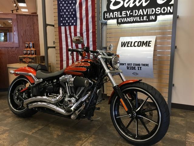 2014 Harley-Davidson Softail Breakout at Bud's Harley-Davidson