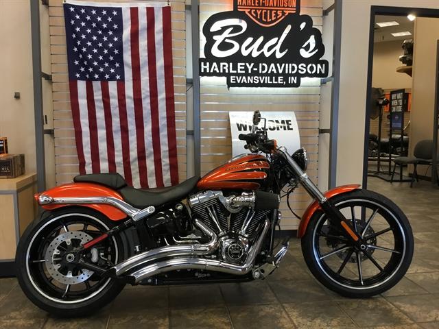 2014 Harley-Davidson Softail Breakout at Bud's Harley-Davidson, Evansville, IN 47715