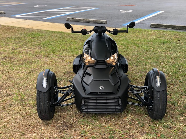 2019 Can-Am Ryker 600 ACE at Powersports St. Augustine