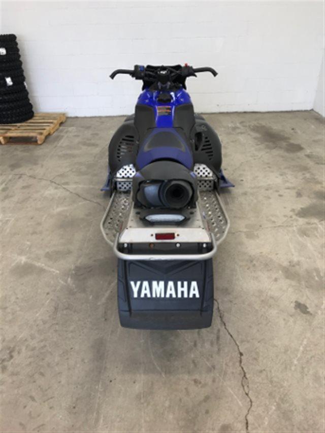 2008 Yamaha FX Nytro RTX at Hebeler Sales & Service, Lockport, NY 14094