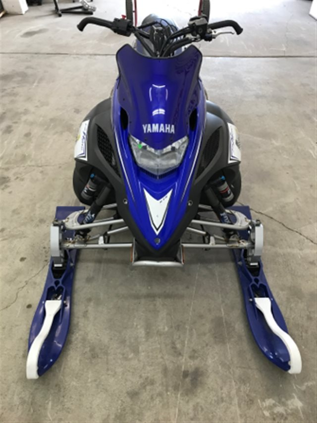 2008 Yamaha FX Nytro RTX at Hebeler Sales & Service, Lockport, NY 14094