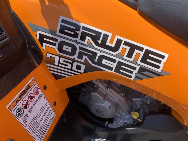 2020 Kawasaki Brute Force 750 4x4i EPS at Columbia Powersports Supercenter