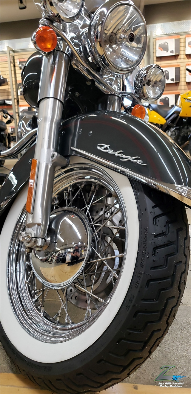 2006 Harley-Davidson Softail Deluxe at Zips 45th Parallel Harley-Davidson