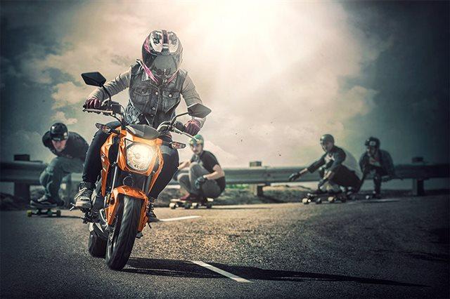 2019 Kawasaki Z125 PRO Base at Rod's Ride On Powersports