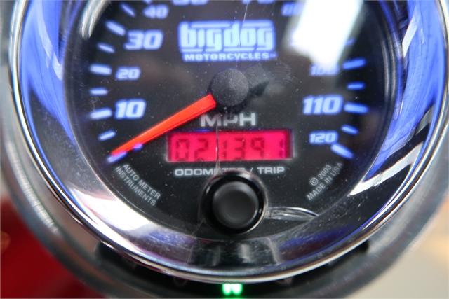 2006 Big Dog K-9 Base at Wolverine Harley-Davidson