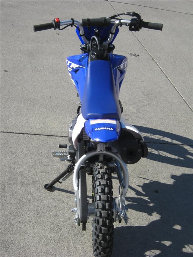 2018 Yamaha TT-R 50E at Brenny's Motorcycle Clinic, Bettendorf, IA 52722