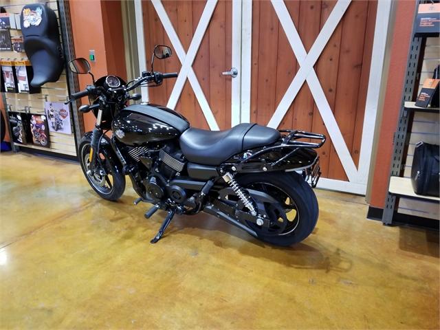 2015 Harley-Davidson Street 750 at Legacy Harley-Davidson