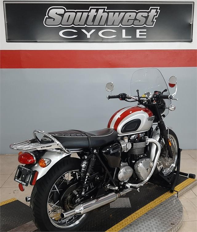 2016 Triumph Bonneville T120 Base at Southwest Cycle, Cape Coral, FL 33909