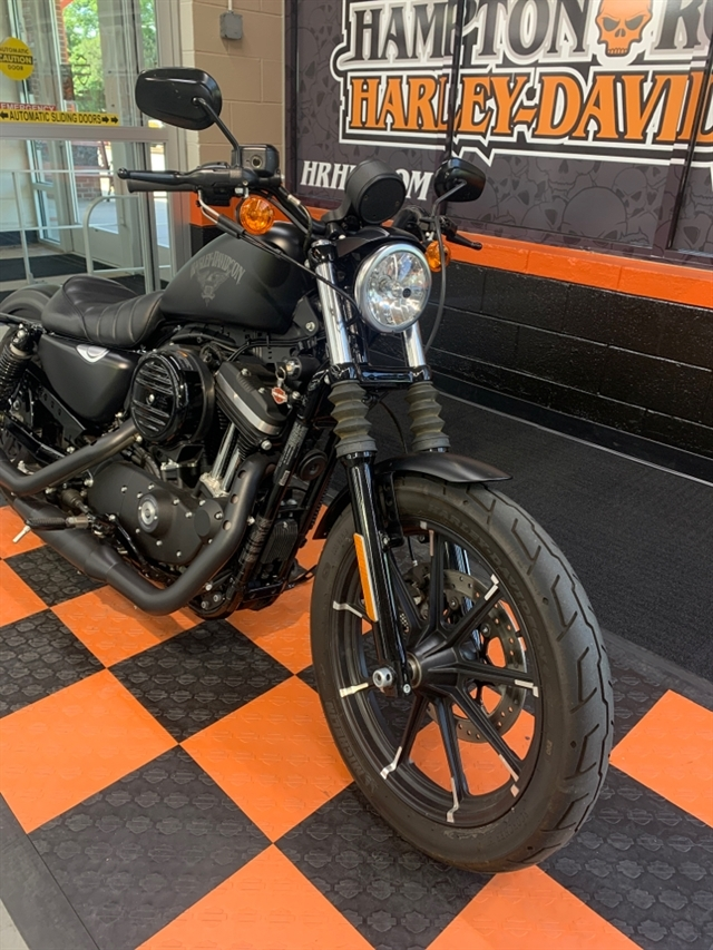 2018 Harley-Davidson Sportster Iron 883 at Hampton Roads Harley-Davidson