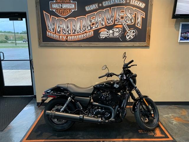 2019 Harley-Davidson Street 500 at Vandervest Harley-Davidson, Green Bay, WI 54303