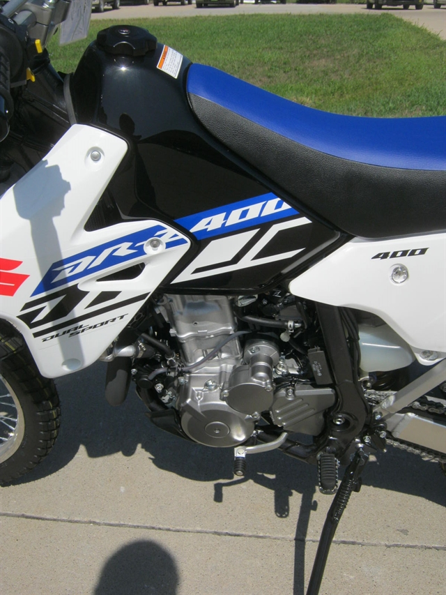 2019 Suzuki DR-Z 400S Base at Brenny's Motorcycle Clinic, Bettendorf, IA 52722