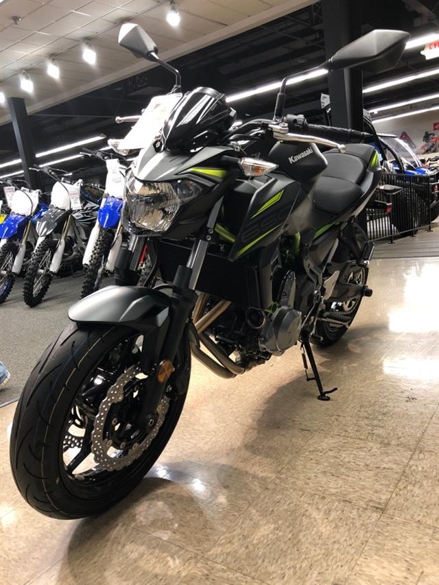 2019 Kawasaki Z650 Base at Sloans Motorcycle ATV, Murfreesboro, TN, 37129