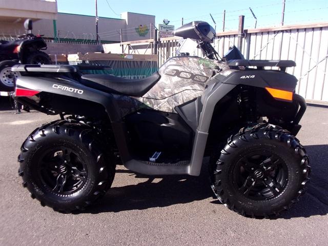 2020 CFMOTO CFORCE 600 at Bobby J's Yamaha, Albuquerque, NM 87110