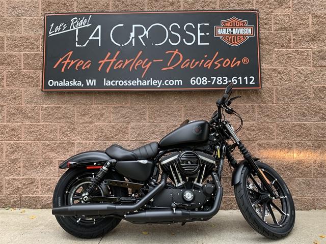 2020 Harley-Davidson Sportster Iron 883 at La Crosse Area Harley-Davidson, Onalaska, WI 54650