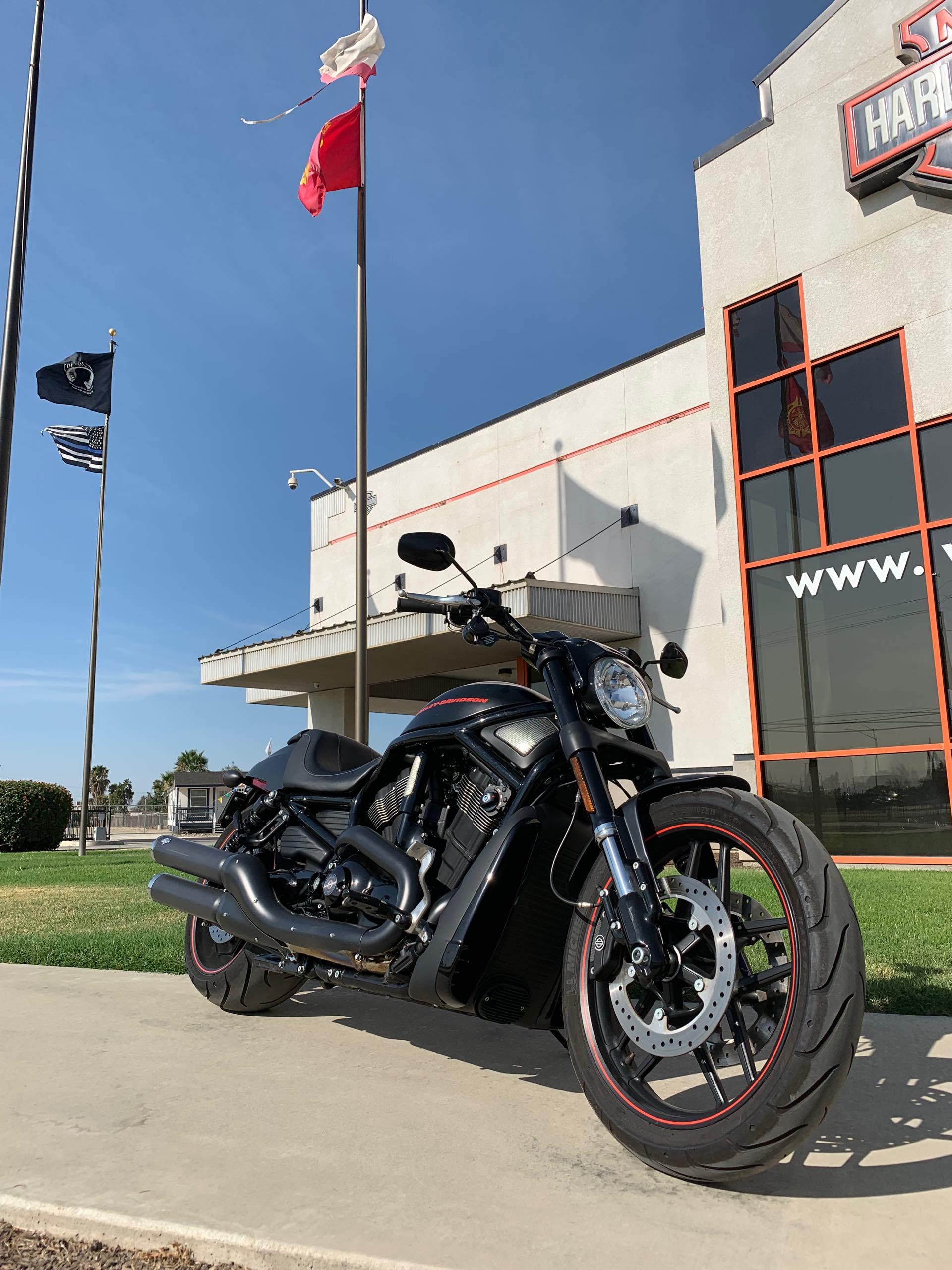 2015 Harley-Davidson V-Rod Night Rod Special at Visalia Harley-Davidson