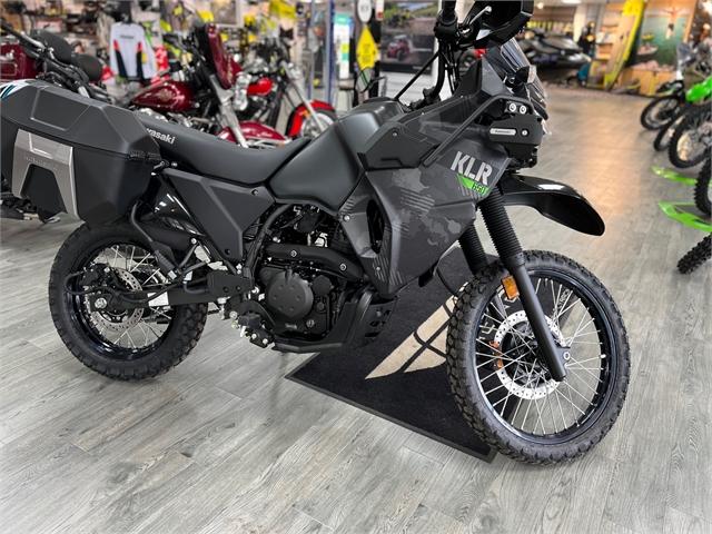 2022 Kawasaki KLR 650 Adventure at Jacksonville Powersports, Jacksonville, FL 32225