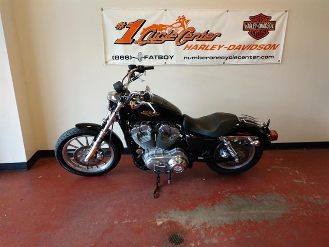 2009 Harley-Davidson Sportster 883 Low at #1 Cycle Center Harley-Davidson