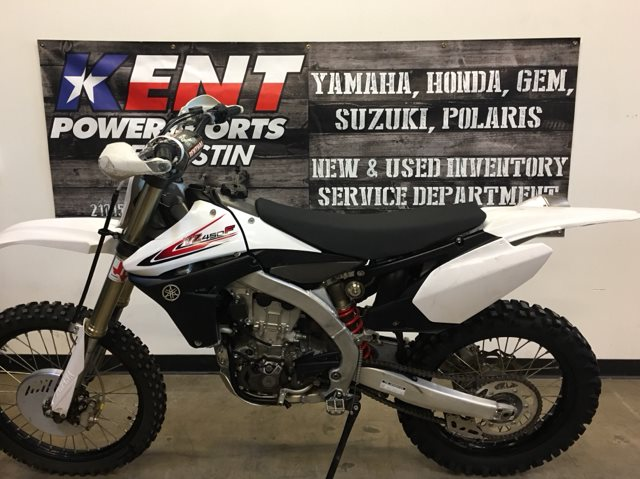 2012 Yamaha YZ 450F at Kent Powersports of Austin, Kyle, TX 78640