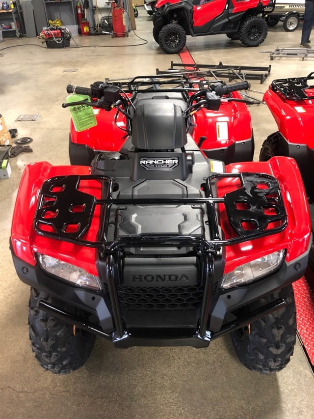2020 Honda FourTrax Rancher 4X4 at Genthe Honda Powersports, Southgate, MI 48195