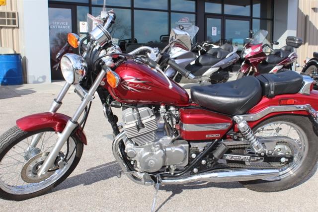 2012 Honda Rebel Base at Mungenast Motorsports, St. Louis, MO 63123