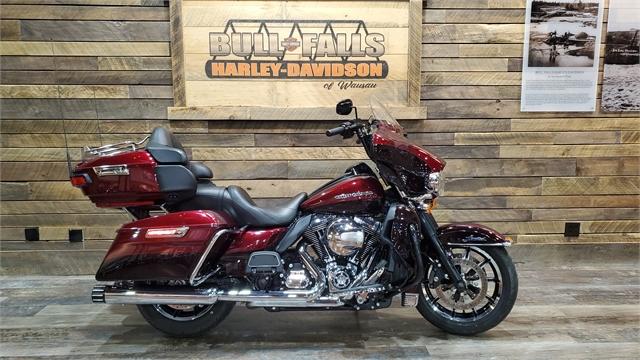 2015 Harley-Davidson Electra Glide Ultra Limited at Bull Falls Harley-Davidson