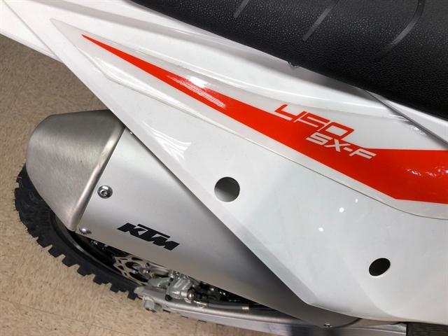 2019 KTM 450 SX-F 450 F at Sloans Motorcycle ATV, Murfreesboro, TN, 37129
