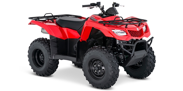 2021 Suzuki KingQuad 400 FSi at Santa Fe Motor Sports