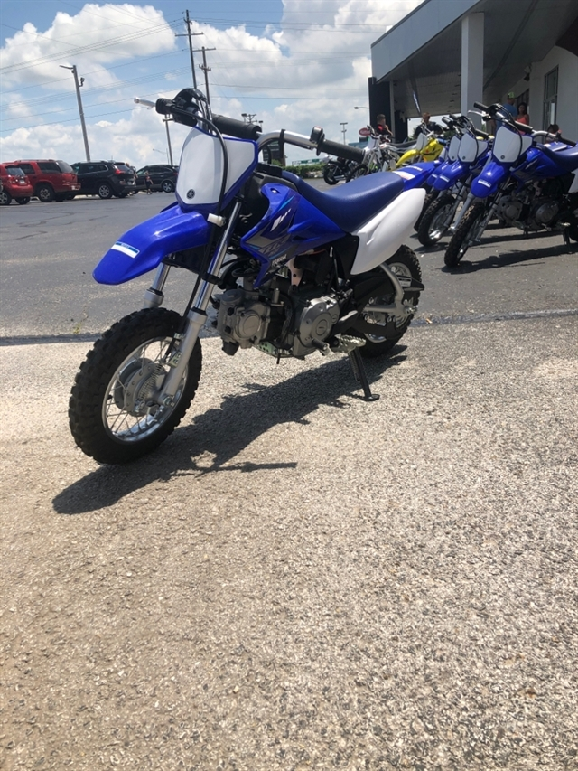 2020 Yamaha TT-R 50E at Youngblood RV & Powersports Springfield Missouri - Ozark MO