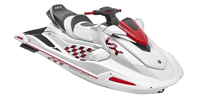 2022 Yamaha WaveRunner VX Limited HO at Friendly Powersports Slidell