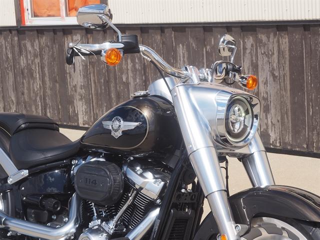 2020 Harley-Davidson Softail Fat Boy 114 at Loess Hills Harley-Davidson