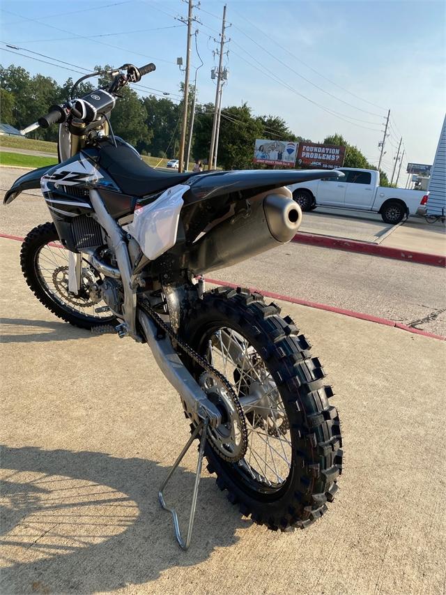 2020 Yamaha YZ 450F at Shreveport Cycles