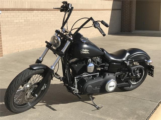 2016 Harley-Davidson Dyna Street Bob at Texarkana Harley-Davidson