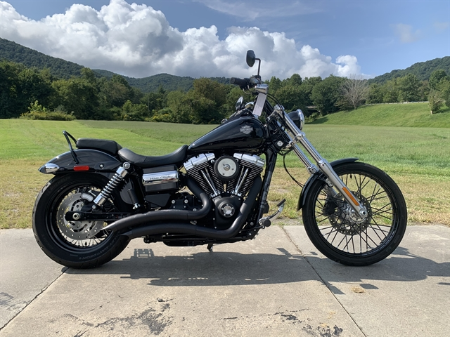 2017 Harley-Davidson Dyna Wide Glide at Harley-Davidson of Asheville