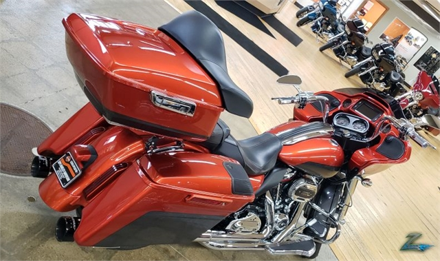 2018 Harley-Davidson Road Glide CVO Road Glide at Zips 45th Parallel Harley-Davidson