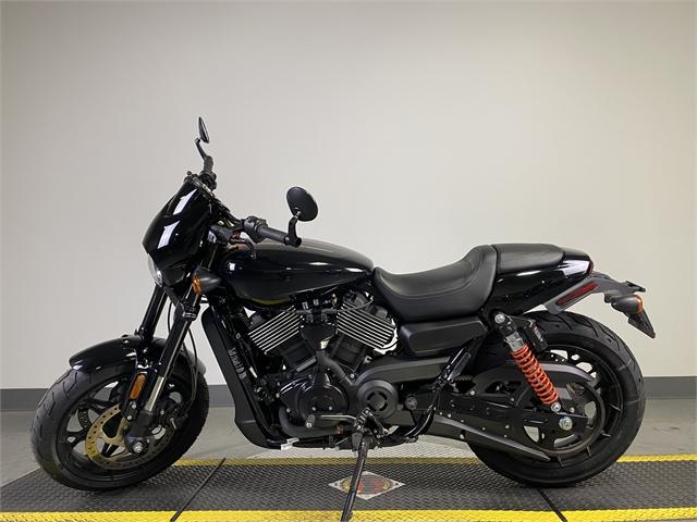 2020 Harley-Davidson Street Street 750 at Worth Harley-Davidson