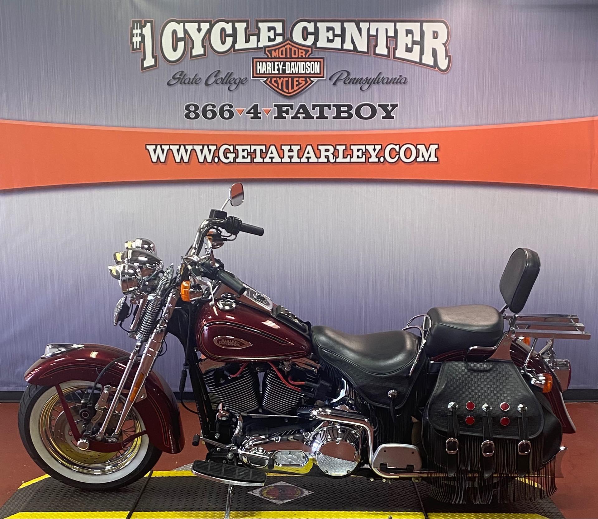 2000 Harley-Davidson FLSTS at #1 Cycle Center Harley-Davidson