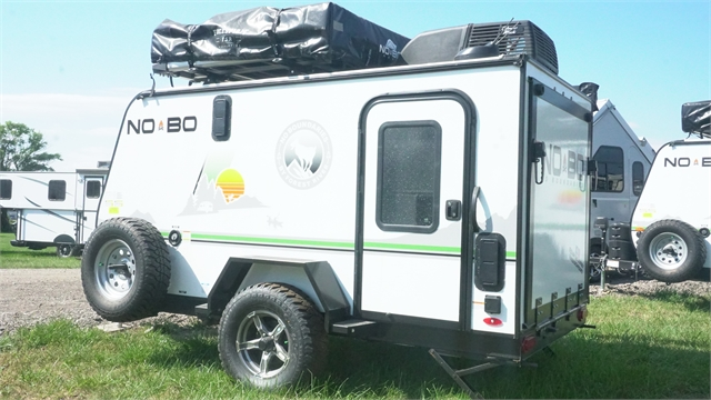 2022 Forest River No Boundaries 10.6 at Prosser's Premium RV Outlet