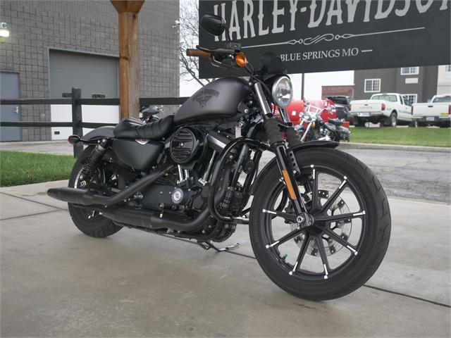2017 Harley-Davidson Sportster Iron 883 at Outlaw Harley-Davidson